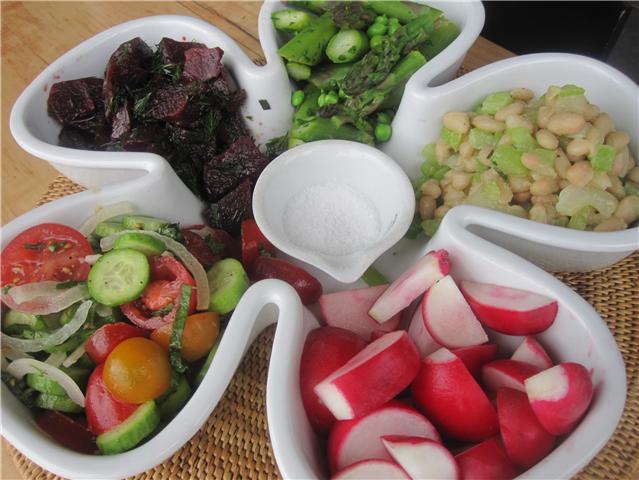 Bridgehampton Lunch June