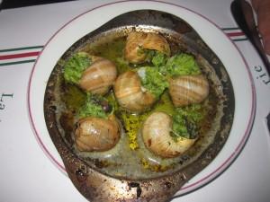 Escargots Rotisserie de Beaujolais