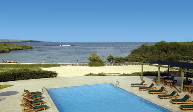 Finch Bay Eco Hotel, Galapagos