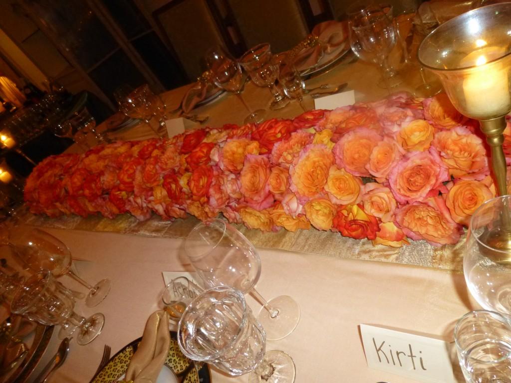 Incredible Tablescape
