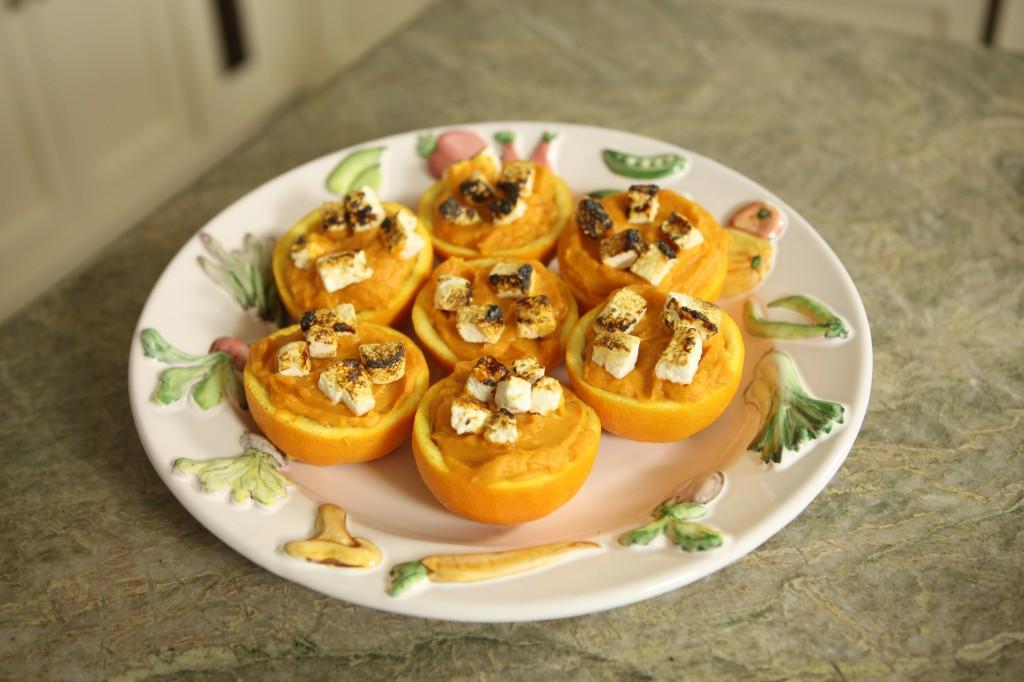 secret ingredient sweet potatoes