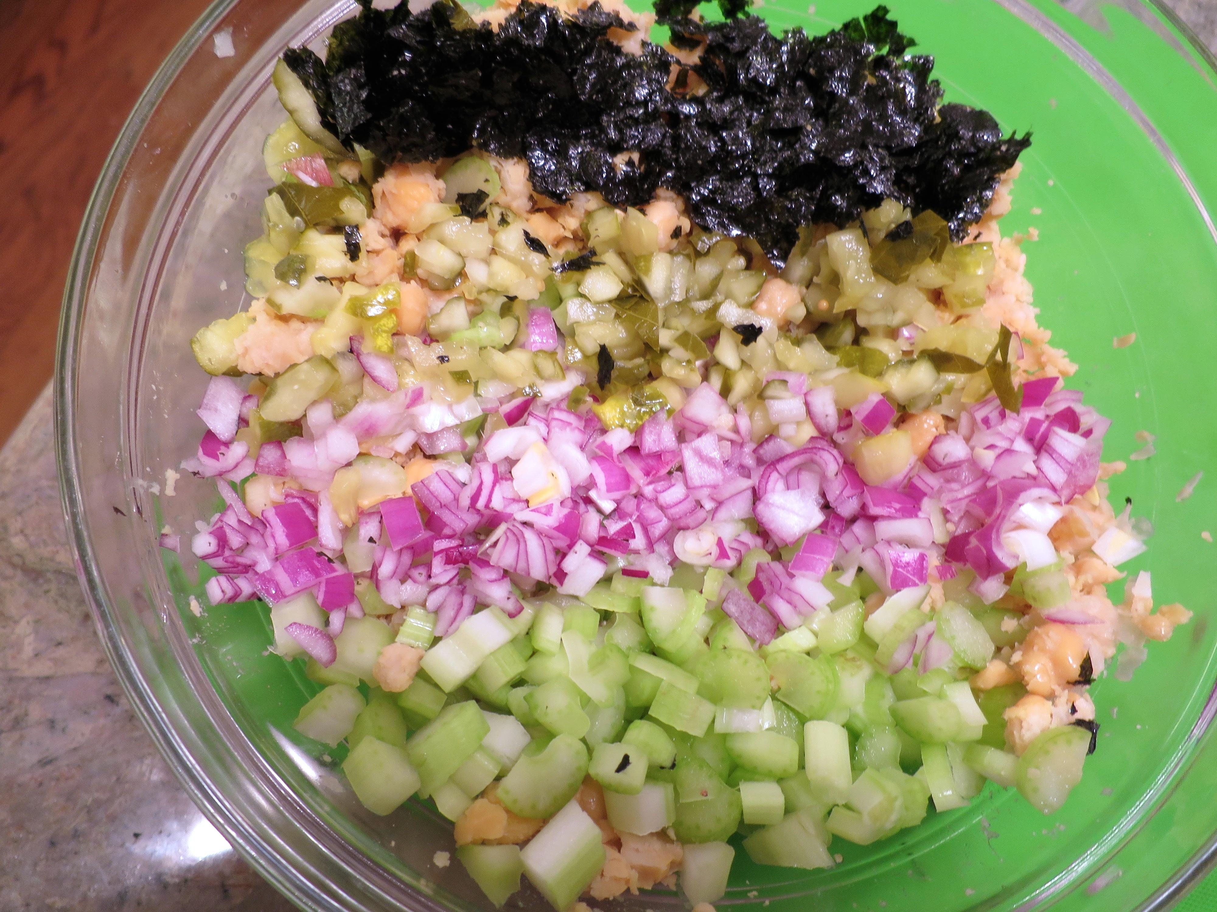 Tuna-less Salad