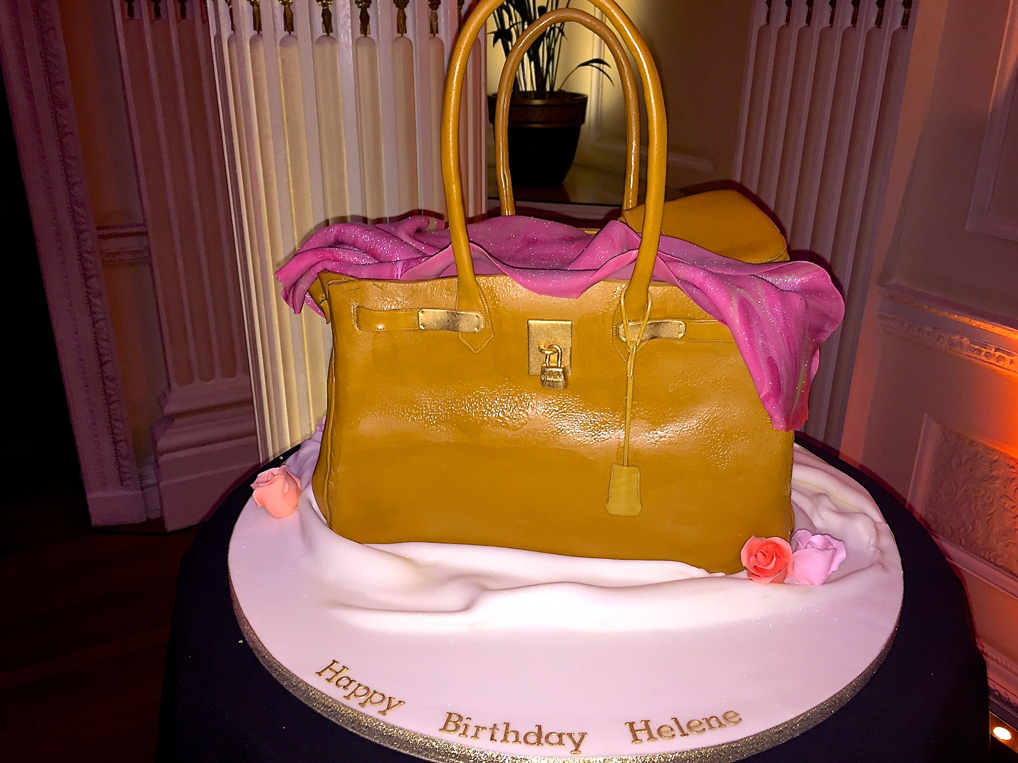 Birkin Birthday Cake