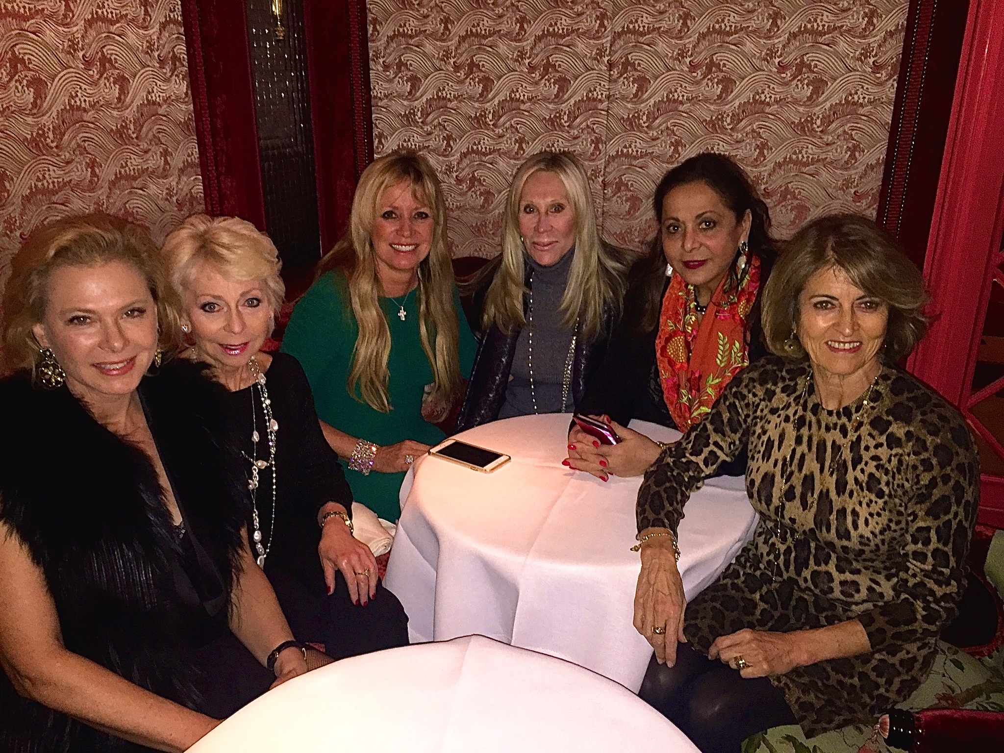 The Ladies and I at Park Chinois