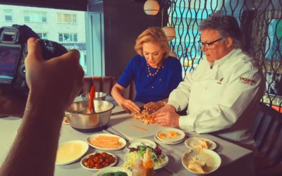 HOW TO MAKE THE BEST CRAB CAKES with CHEF DAVID BURKE