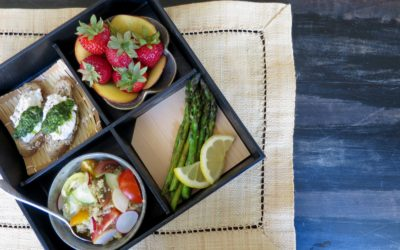 Summer picnic – Bento Box style!