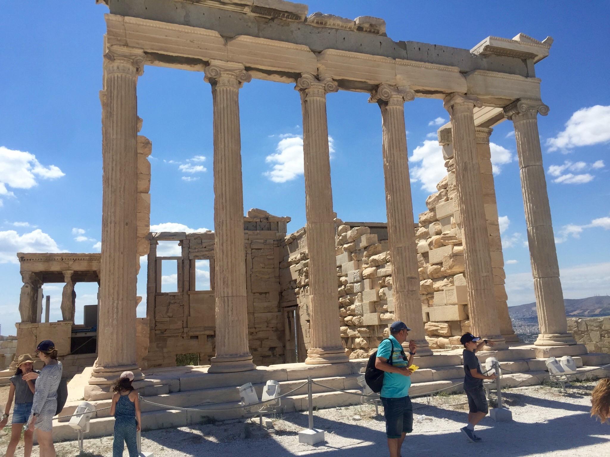 Partheon Athens