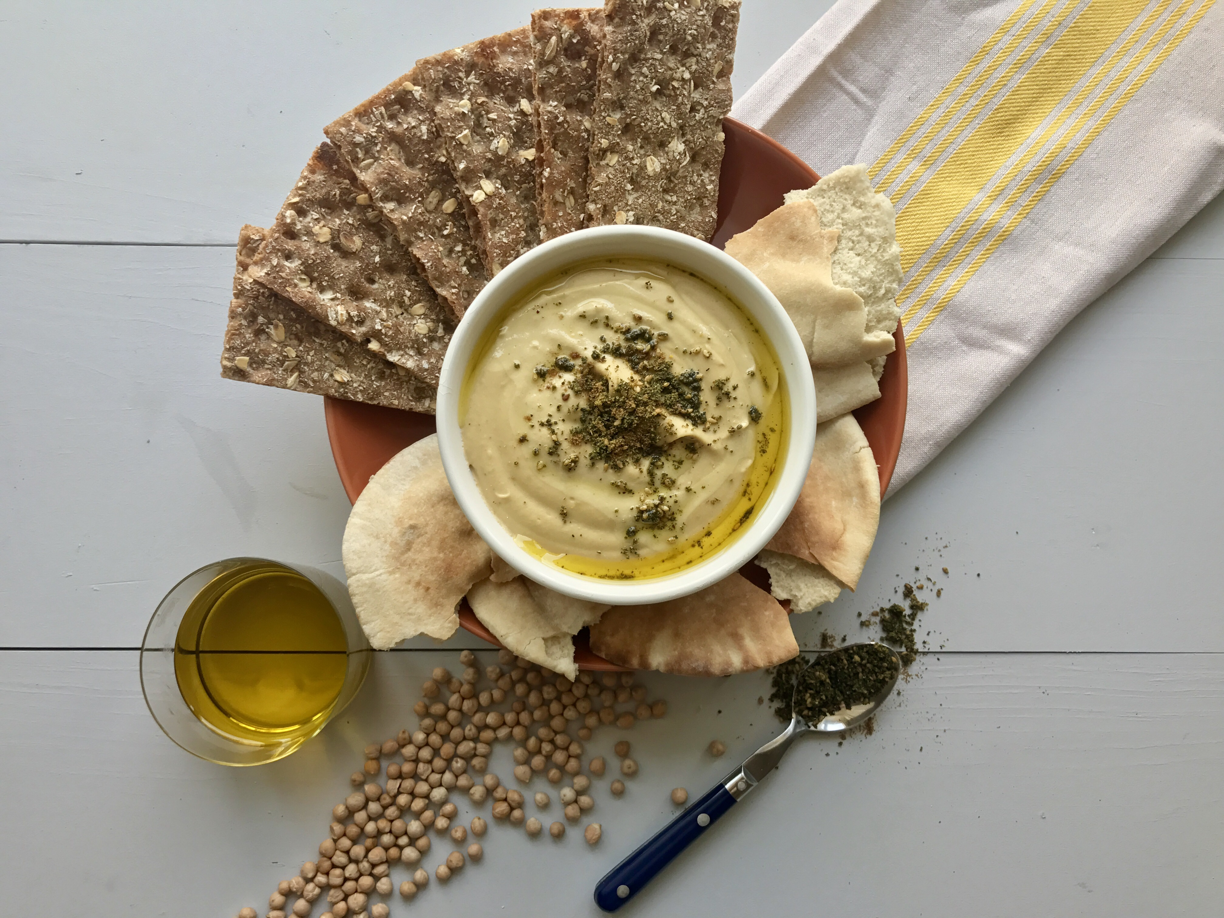 Hummus 101