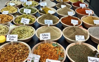 THE MARKETS of ISRAEL