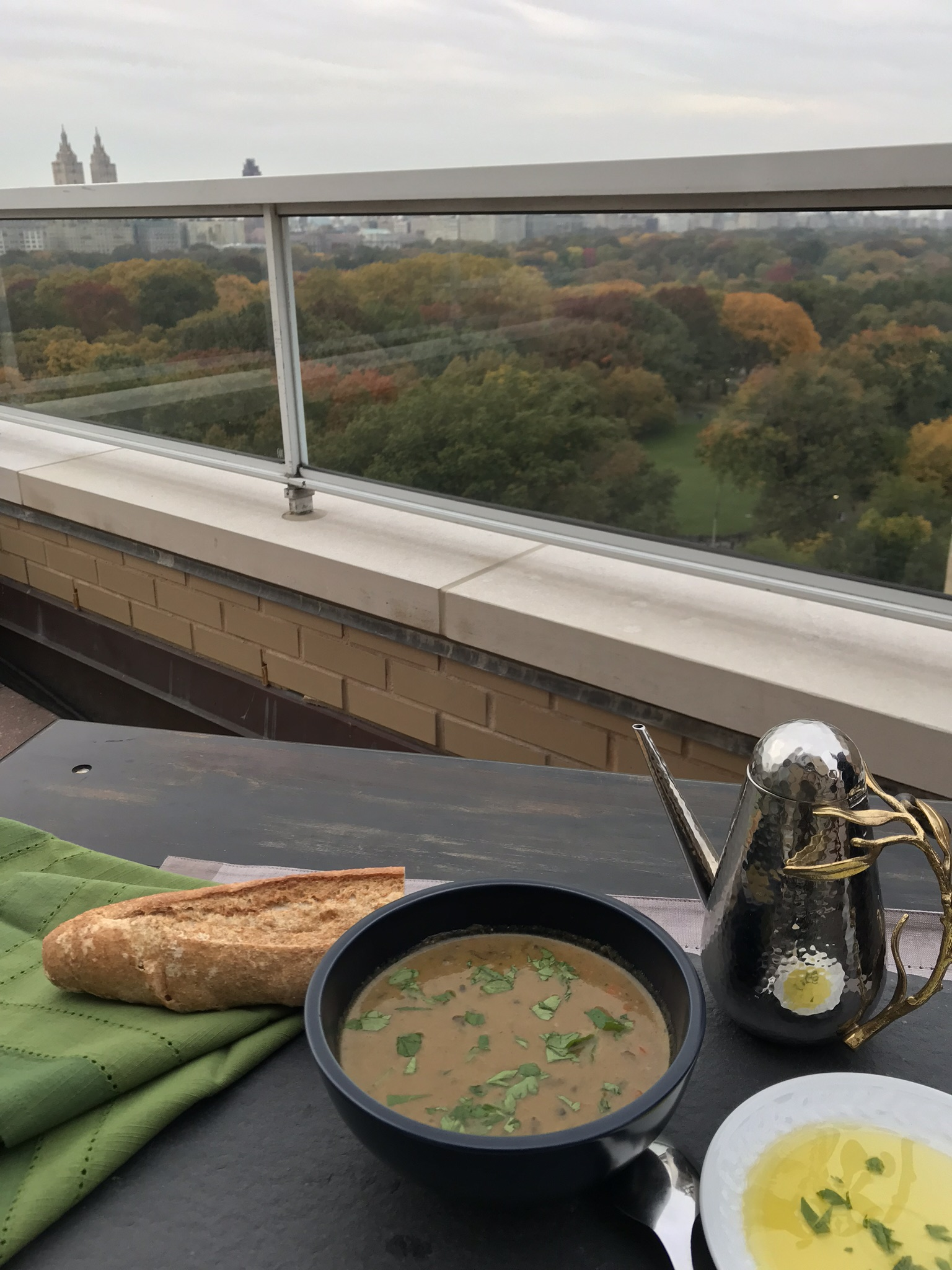 Mushroom Soup Makeover_soup with a view_Pamela Morgan_Flirting with Flavors