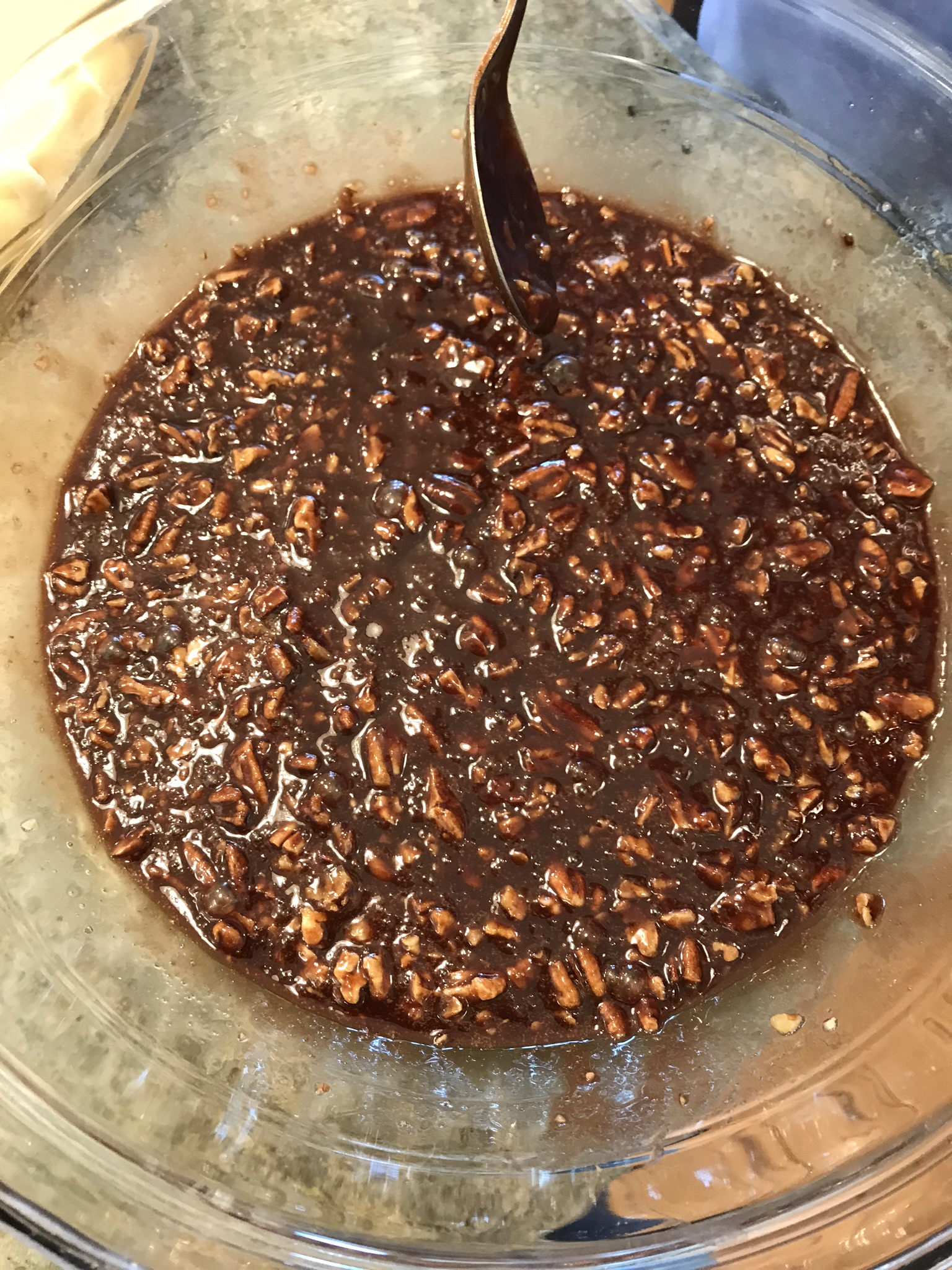 Chocolate Pecan Pie Filling_Pamela Morgan_Flirting with Flavors