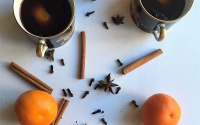 A Quick Cider-Mulled Wine to Drink All Winter