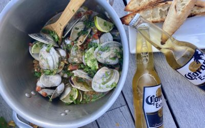 These Baja Beach Clams Will Be An Instant Hit On Your Dinner Table
