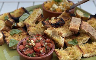 It's Tomato Season And I Have The Perfect Bruschetta Recipe For You