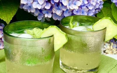 Cucumber Cilantro Tonic