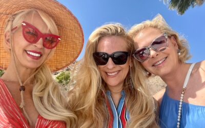 Let's Travel To Palm Springs, LA, and Newport Beach For My Glam-ma Musings