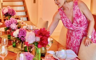 My Memorial Day Pink Party Was The Perfect Summer Kickoff